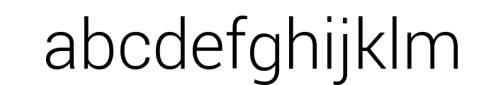 Yantramanav Light Font LOWERCASE