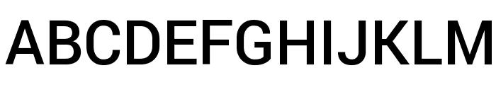 Yantramanav Medium Font UPPERCASE