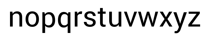 Yantramanav Font LOWERCASE
