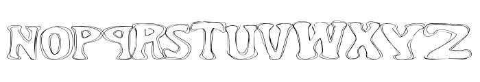 YardGnome Font UPPERCASE