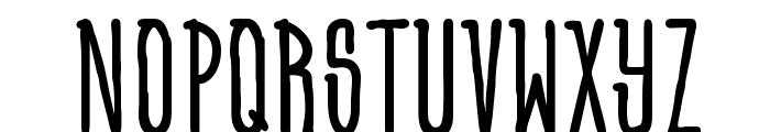 Yarin Bold Font UPPERCASE