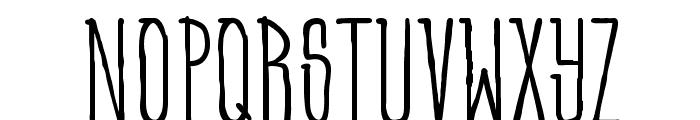 Yarin Font LOWERCASE