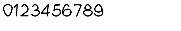 Yahosch Medium Font OTHER CHARS