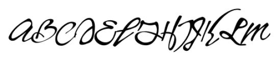 Yankee Ghosts BB Regular Font UPPERCASE