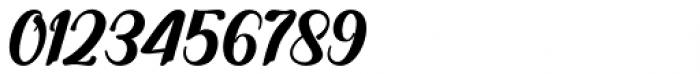 Yamada Regular Font OTHER CHARS