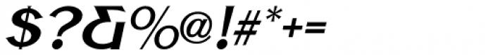 Yankee Doodle Boy Oblique JNL Font OTHER CHARS