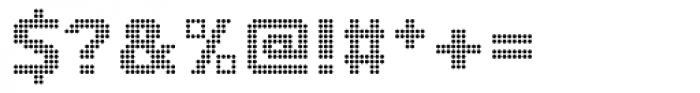 Yardmaster Font OTHER CHARS