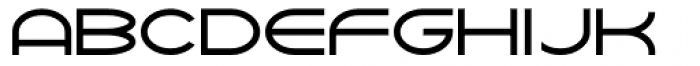 Yarikha Regular Font UPPERCASE