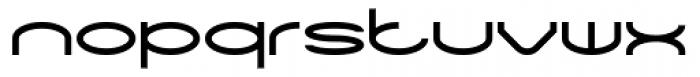 Yarikha Regular Font LOWERCASE