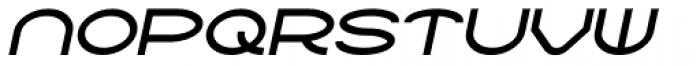Yarikha SemiBold Italic Font UPPERCASE