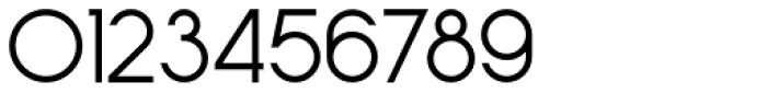 Yaro Rg Thin Font OTHER CHARS