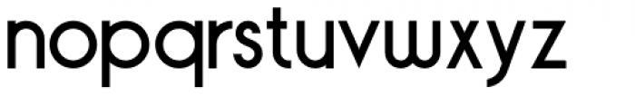 Yaro St Regular Font LOWERCASE