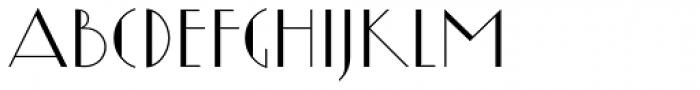Yasashii Font UPPERCASE