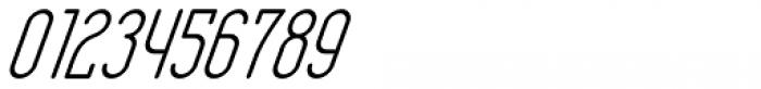 Yasemin Regular Italic Font OTHER CHARS