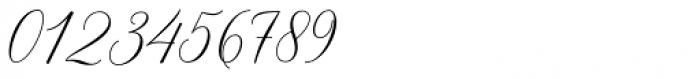 Yasmine Gardner Regular Font OTHER CHARS