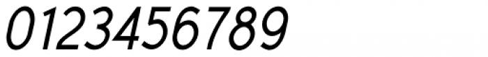Yassitf Narrow Italic Font OTHER CHARS