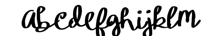 YBIceCreamSundae Font UPPERCASE
