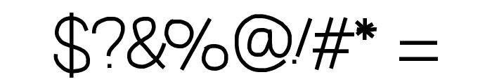 YBMessyJungle Font OTHER CHARS