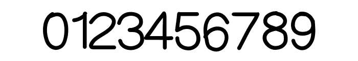 YBTallPretty Font OTHER CHARS