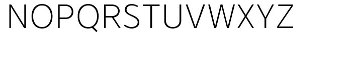 YD Gothic 700 20 Font UPPERCASE