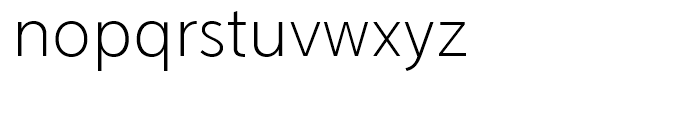 YD Gothic 700 20 Font LOWERCASE