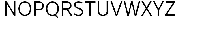 YD Gothic 700 40 Font UPPERCASE