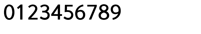 YD Gothic 705 70 Font OTHER CHARS