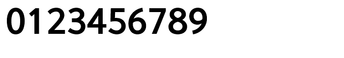YD Gothic 705 80 Font OTHER CHARS