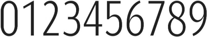 YE Paradigma LightCondensed otf (300) Font OTHER CHARS