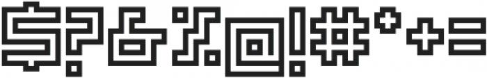 Yekuana Pro otf (400) Font OTHER CHARS