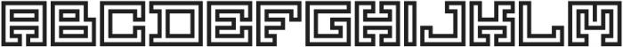 Yekuana Pro otf (400) Font UPPERCASE