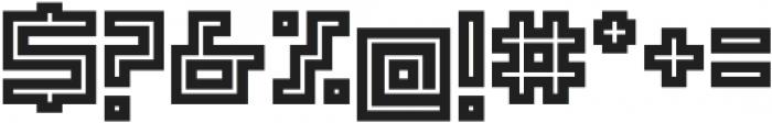 Yekuana Pro otf (700) Font OTHER CHARS