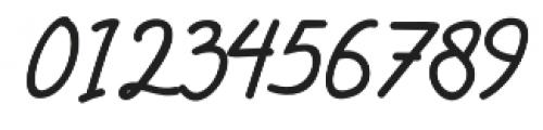 Yesie Regular otf (400) Font OTHER CHARS