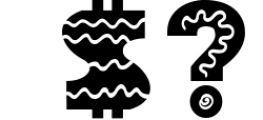 Yeti - Scandinavian font & elements 1 Font OTHER CHARS