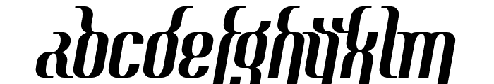 Year2000 Context Deluxe Font LOWERCASE