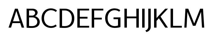Yellow Peas Regular Font UPPERCASE