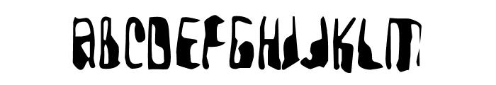 YellowPills-Regular Font UPPERCASE