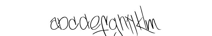 Yellowjackets-Regular Font UPPERCASE