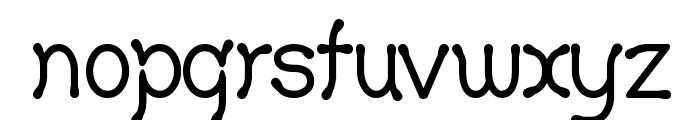 Yellowswamp Font LOWERCASE