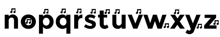 YentNotes Font LOWERCASE