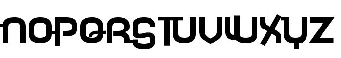 Yerevan Regular Font UPPERCASE
