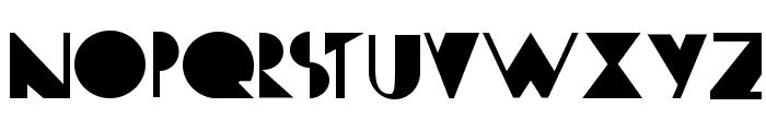 Yes:CityOfAngels Font UPPERCASE