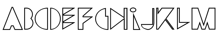 Yes:CityOfAngels Font LOWERCASE