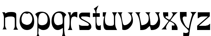 Yes:SongOfSeven Font LOWERCASE