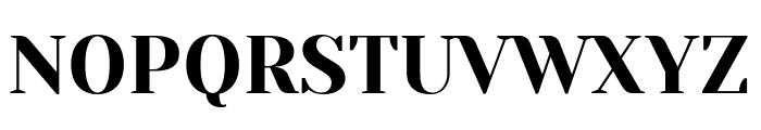 Yeseva One Regular Font UPPERCASE