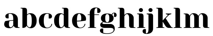 Yeseva One Regular Font LOWERCASE