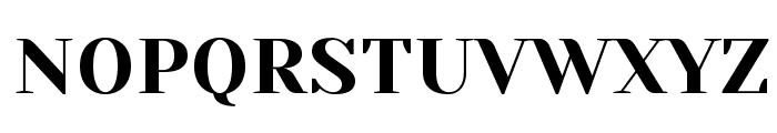 YesevaOne-Regular Font UPPERCASE