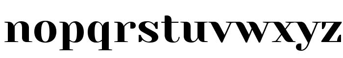 YesevaOne-Regular Font LOWERCASE
