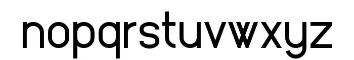 Yetimology Font LOWERCASE