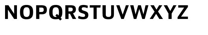 Yefimov Sans Bold Font UPPERCASE